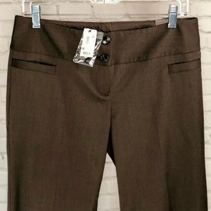 NWT The Limited Collection Drew fit flare leg pant